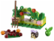 Set No: 41020  Name: Hedgehog's Hideaway