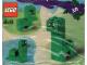 Set No: 4124  Name: Advent Calendar 2001, Creator (Day 10) Dinosaur