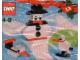 Set No: 4124  Name: Advent Calendar 2001, Creator (Day 13) Snowman