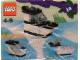 Set No: 4124  Name: Advent Calendar 2001, Creator (Day 16) Police Boat
