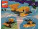 Set No: 4124  Name: Advent Calendar 2001, Creator (Day 17) Whale