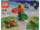 Set No: 4124  Name: Advent Calendar 2001, Creator (Day 19) Parrot
