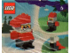 Set No: 4124  Name: Advent Calendar 2001, Creator (Day  4) Santa
