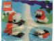 Set No: 4124  Name: Advent Calendar 2001, Creator (Day  6) Penguin
