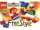 Set No: 4130  Name: Freestyle Building Set