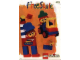 Set No: 4132  Name: Freestyle Building Set