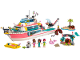 Set No: 41381  Name: Rescue Mission Boat