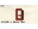 Set No: 414.5R  Name: Doors, Red