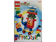 Set No: 4143  Name: Freestyle Building Set