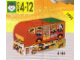 Set No: 4144  Name: Freestyle Brick Vac Bus