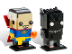 Set No: 41493  Name: BrickHeadz Black Panther & Dr. Strange - San Diego Comic-Con 2016 Exclusive