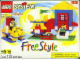 Set No: 4158  Name: Small Freestyle Box