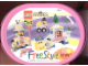 Set No: 4161  Name: Girl's Freestyle Suitcase
