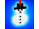 Set No: 4169306B  Name: Snowman Ornament