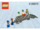 Set No: 4186875  Name: 9V Platform and Mini-Figures