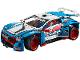 Set No: 42077  Name: Rally Car