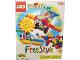 Set No: 4255  Name: Freestyle 400 Bricks