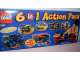 Set No: 4288478676  Name: 6 in 1 Action Pack (Walmart Exclusive)