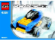 Set No: 4309  Name: Blue Racer polybag