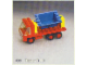 Set No: 435  Name: Tipper Truck