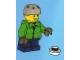 Set No: 4428  Name: Advent Calendar 2012, City (Day  6) Boy with Snowball