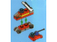 Set No: 4428  Name: Advent Calendar 2012, City (Day  7) Toy Fire Engine with Remote