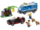 Set No: 4441  Name: Police Dog Van