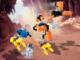 Set No: 4485  Name: Sebulba's Podracer & Anakin's Podracer - Mini