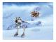 Set No: 4486  Name: AT-ST & Snowspeeder - Mini