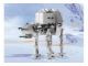 Set No: 4489  Name: AT-AT - Mini