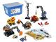 Set No: 45002  Name: Tech Machines Set with Storage