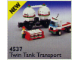 Set No: 4537  Name: Octan Twin Tank Rail Tanker