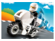 Set No: 4651  Name: Police Motorcycle