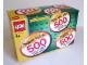 Set No: 4679b  Name: Super Value 500 LEGO Elements (Bonus box and its contents only)