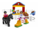 Set No: 4690  Name: Horse Stable