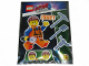 Set No: 471905  Name: Emmet with Tools foil pack