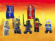 Set No: 4805  Name: Ninja Knights