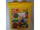 Set No: 4833  Name: Duplo Bucket