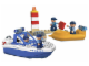 Set No: 4861  Name: Police Boat