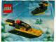 Set No: 4924  Name: Advent Calendar 2004, Creator (Day 17) Speedboat
