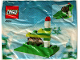 Set No: 4924  Name: Advent Calendar 2004, Creator (Day 22) Sailing Ship