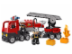 Set No: 4977  Name: Fire Truck