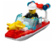 Set No: 4992  Name: Fire Boat polybag