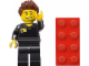 Set No: 5001622  Name: LEGO Store Employee polybag