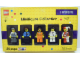 Set No: 5002146  Name: Minifigure Collection, Vol. 1/3 2013 (TRU Exclusive)