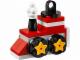 Set No: 5002813  Name: Christmas Train Ornament polybag