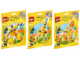 Set No: 5003803  Name: Mixels Yellow Collection