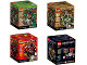 Set No: 5004192  Name: Minecraft Collection