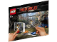 Set No: 5004394  Name: Ninjago Movie Maker polybag