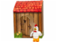 Set No: 5004468  Name: Easter Minifigure
